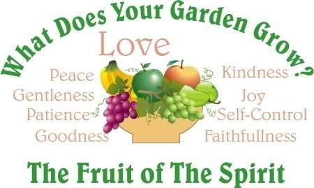 tangerine fruit fruits of the spirit kjv
