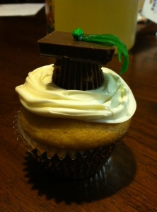 nerd cupcake
