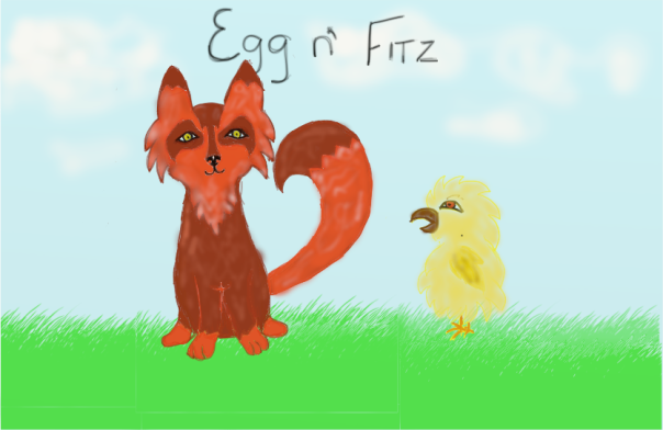 Egg n' Fitz